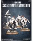 Games Workshop - GAW Warhammer 40K - Tau Empire - XV25 Stealth Battlesuits