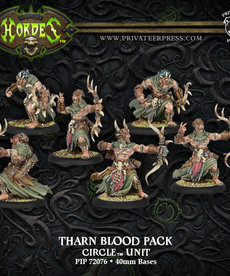 Privateer Press - PIP Hordes - Circle Orboros - Tharn Blood Pack - Unit