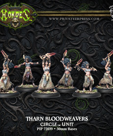 Privateer Press - PIP Hordes - Circle Orboros - Tharn Bloodweavers - Unit