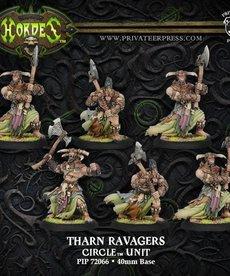Privateer Press - PIP Hordes - Circle Orboros - Tharn Ravagers - Unit
