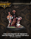 Privateer Press - PIP Warmachine - Protectorate of Menoth - The Covenant of Menoth Character - Solo