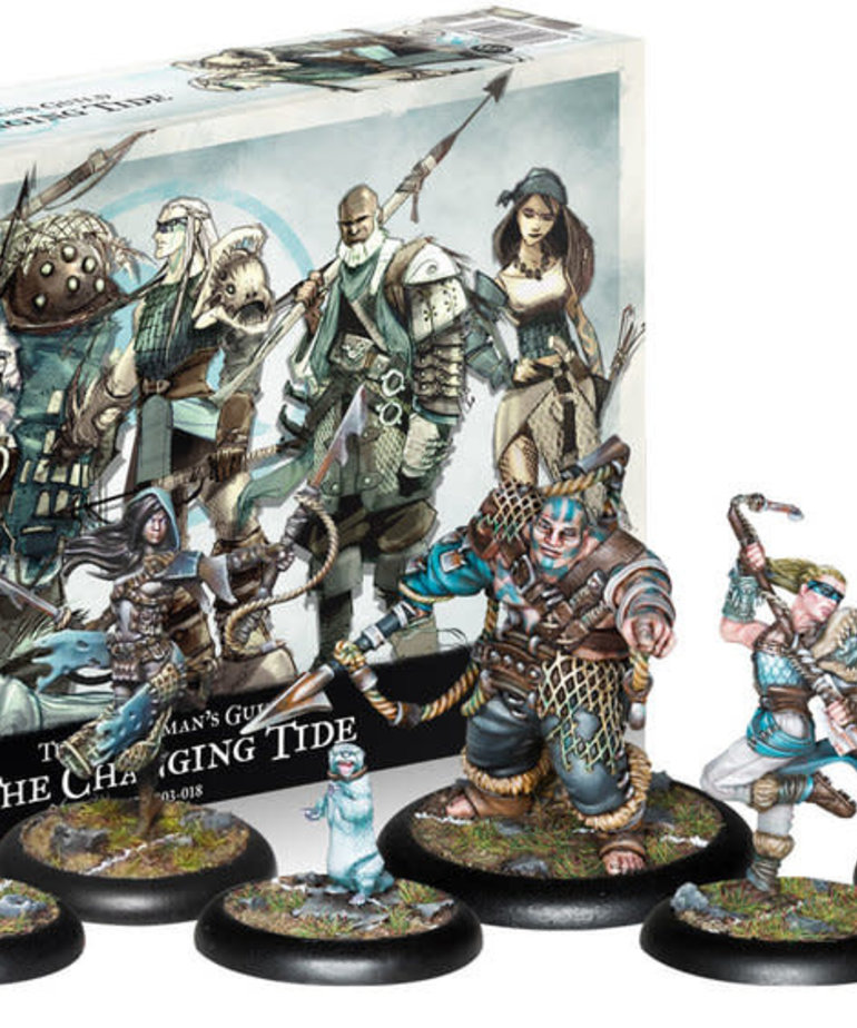 Steamforged Games LTD - STE The Fishermen's Guild: The Changing Tide