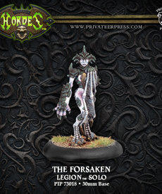 Privateer Press - PIP Hordes - Legion of Everblight - The Forsaken - Solo