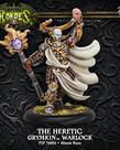 Privateer Press - PIP Hordes - Grymkin - The Heretic - Warlock (Heretic 1)