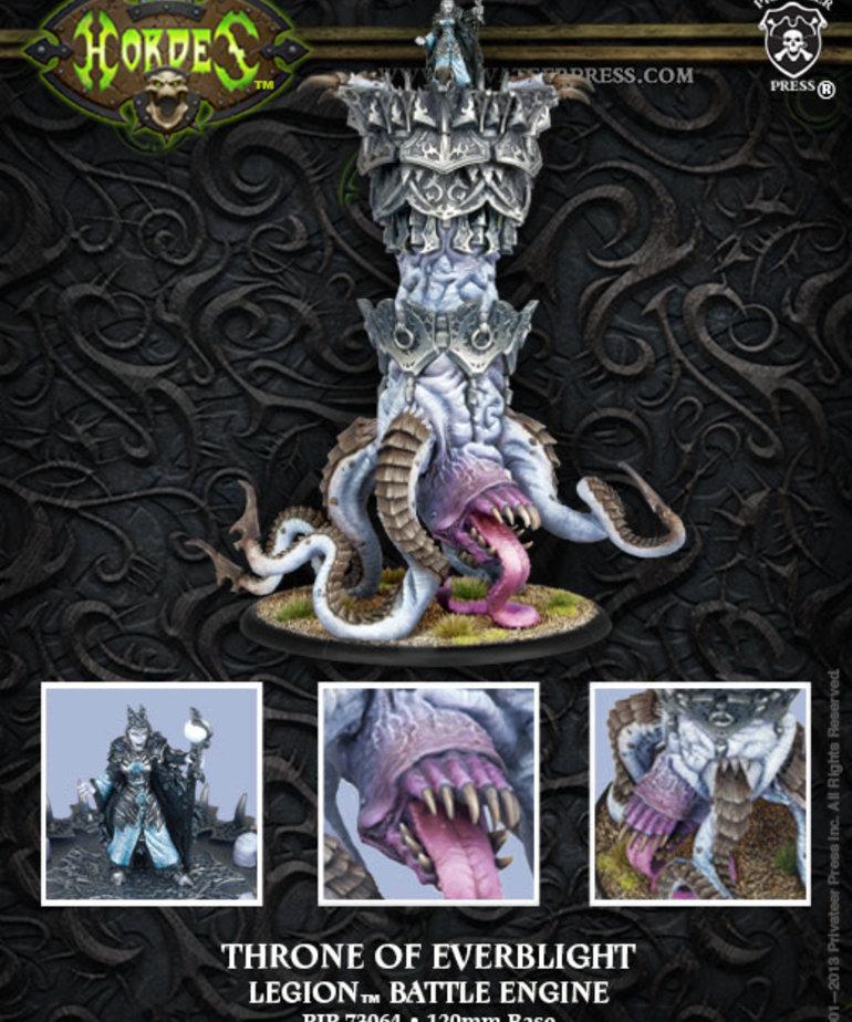 Privateer Press - PIP Hordes - Legion of Everblight - Throne of Everblight - Battle Engine