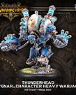 Privateer Press - PIP Warmachine - Cygnar - Thunderhead - Character Heavy Warjack