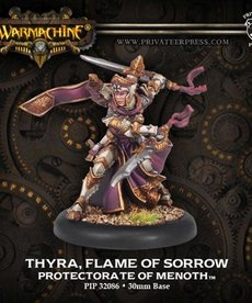 Privateer Press - PIP Warmachine - Protectorate of Menoth - Thyra, Flame of Sorrow