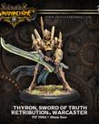 Privateer Press - PIP Warmachine - Retribution of Scyrah - Thyron, Sword of Truth - Warcaster (Thyron 1)