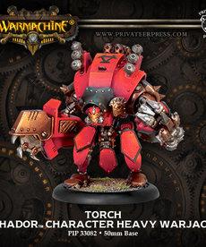 Privateer Press - PIP Warmachine - Khador - Torch - Character Heavy Warjack