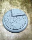 Secret Weapon Miniatures - SWM CLEARANCE Town Square Base 03 50mm Secret Weapon Bases