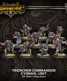 Privateer Press - PIP Trencher Commandos