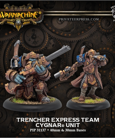 Privateer Press - PIP Trencher Express Team