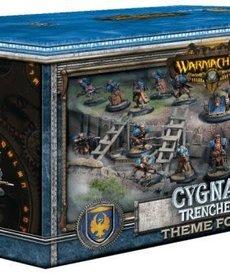 Privateer Press - PIP Warmachine - Cygnar - Trenchers - Theme Force Box