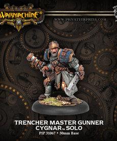 Privateer Press - PIP Trencher Master Gunner