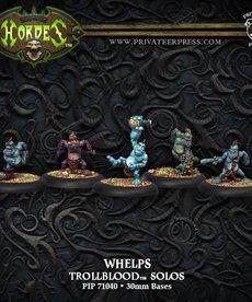 Privateer Press - PIP Hordes - Trollbloods - Whelps - Solos