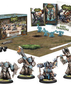 Privateer Press - PIP Hordes - Trollbloods - Battlegroup MK III