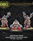 Privateer Press - PIP Hordes - Trollbloods - Dhunian Knot - Trollkin Unit