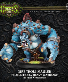 Privateer Press - PIP Hordes - Trollbloods - Dire Troll Blitzer / Bomber / Mauler