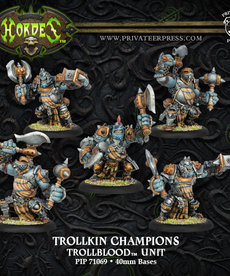Privateer Press - PIP Hordes - Trollbloods - Trollkin Champions - Unit