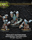Privateer Press - PIP Hordes - Trollbloods - Trollkin Runeshapers - Trollkin Unit