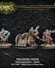 Privateer Press - PIP Hordes - Trollbloods - Thumper Crew - Unit