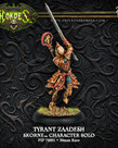 Privateer Press - PIP Hordes - Skorne - Tyrant Zaadesh - Character Solo