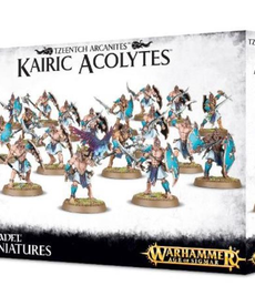 Games Workshop - GAW Warhammer Age of Sigmar - Tzeentch Arcanites - Kairic Acolytes