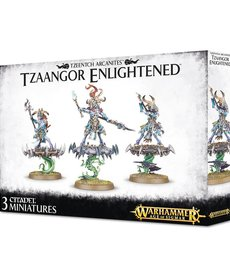 Games Workshop - GAW Warhammer Age of Sigmar - Tzeentch Arcanites - Tzaangor Enlightened