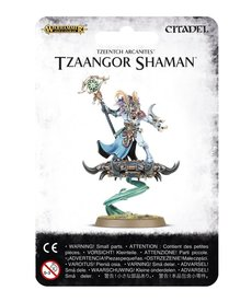 Games Workshop - GAW Warhammer Age of Sigmar - Tzeentch Arcanites - Tzaangor Shaman