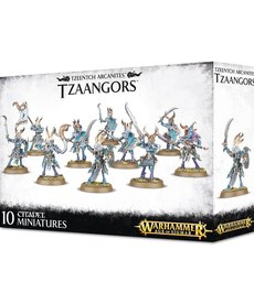 Games Workshop - GAW Warhammer Age of Sigmar - Tzeentch Arcanites - Tzaangors