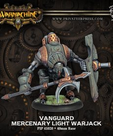 Privateer Press - PIP Warmachine - Mercenaries - Vanguard - Light Warjack
