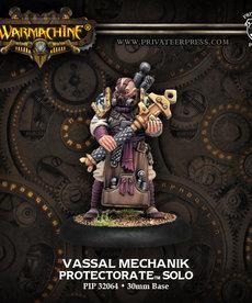 Privateer Press - PIP Warmachine - Protecorate of Menoth - Vassal Mechanik - Solo