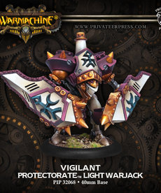 Privateer Press - PIP Warmachine - Protectorate of Menoth - Vigilant - Light Warjack