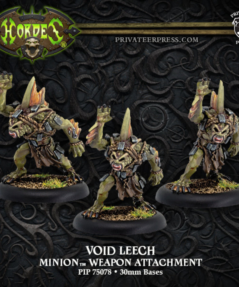 Privateer Press - PIP Hordes - Minions - Void Leech - Weapon Attachment