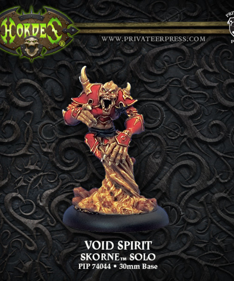 Privateer Press - PIP Hordes - Skorne - Void Spirit - Solo