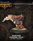 Privateer Press - PIP Warmachine - Khador - War Dog - Solo