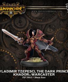 Privateer Press - PIP Vladimir Tzepesci, The Dark Prince (Vladimir 1)