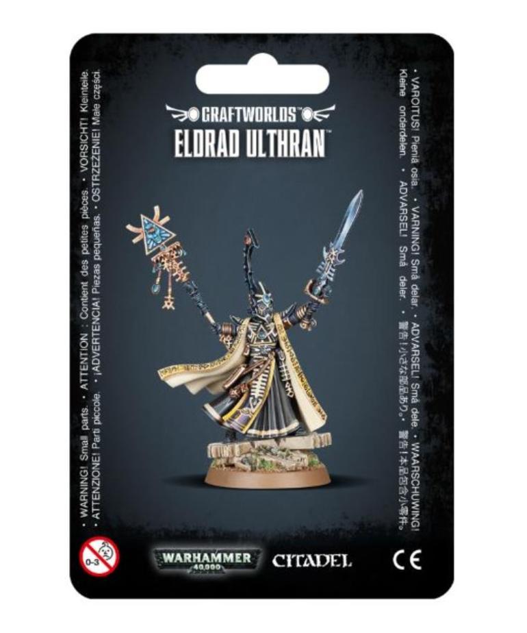 Games Workshop - GAW Warhammer 40K - Craftworlds - Eldrad Ulthran