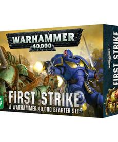 Games Workshop - GAW Warhammer 40K - First Strike - Starter Box