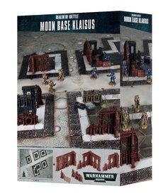 Games Workshop - GAW Warhammer 40K - Realm of Battle - Moon Base Klaisus