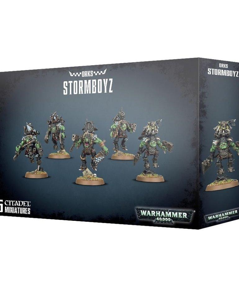 Games Workshop - GAW Warhammer 40K - Orks - Stormboyz