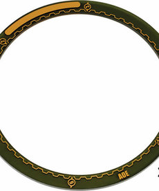 "Privateer Press - PIP Warmachine - 5"" Area of Effect Ring Marker (1)"
