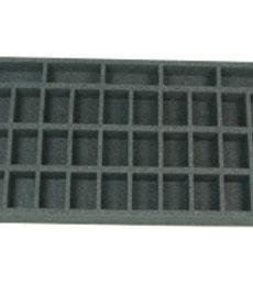 Battle Foam - BAF Small Troop Tray (PP-1.5) BLACK FRIDAY NOW