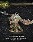 Privateer Press - PIP Hordes - Circle Orboros - Warpborn Alpha - Unit Attachment