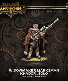 Privateer Press - PIP Widowmaker Marksman