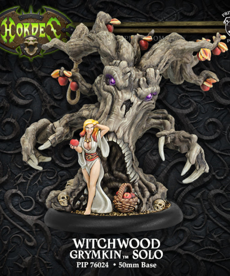 Privateer Press - PIP Hordes - Grymkin - Witchwood - Solo