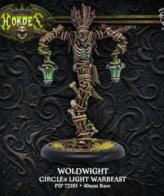 Privateer Press - PIP Hordes - Circle Orboros - Woldwight - Light Warbeast