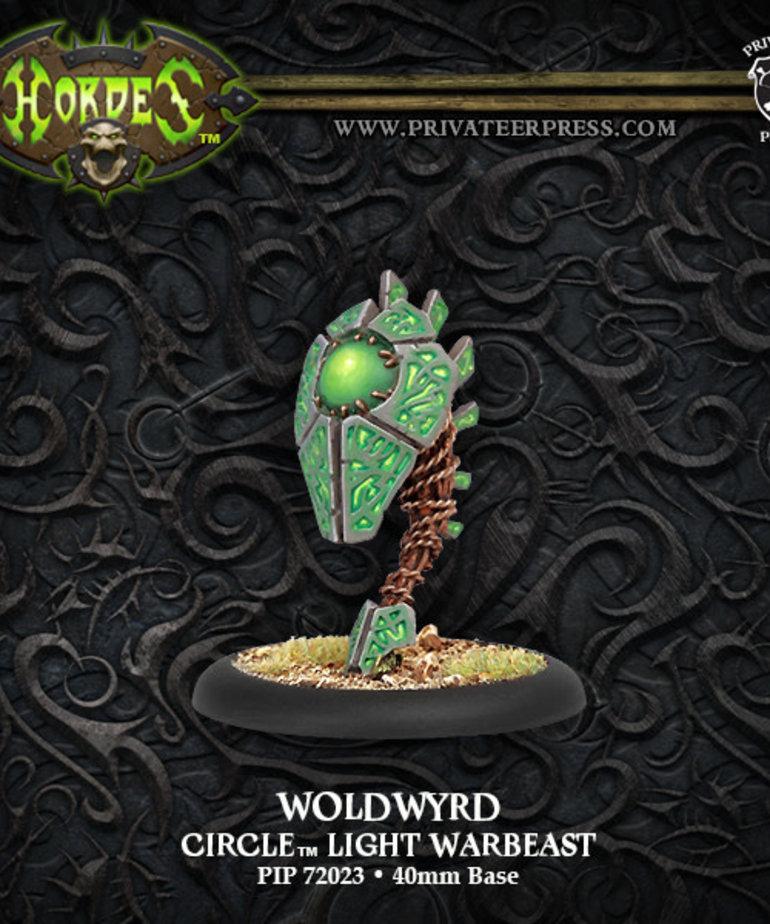 Privateer Press - PIP Hordes - Circle Orboros - Woldwyrd - Light Warbeast