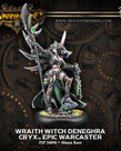 Privateer Press - PIP Warmachine - Cryx - Wraith Witch Deneghra - Epic Warcaster (Deneghra 2)