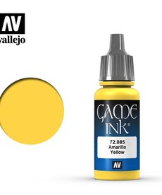 Vallejo - VJP Vallejo: Game Ink - Yellow